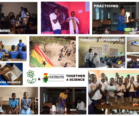 Please support our evaluation phase in Ghana