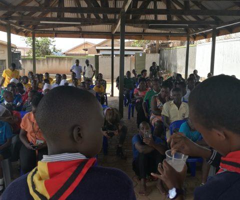 An amazing training in Uganda